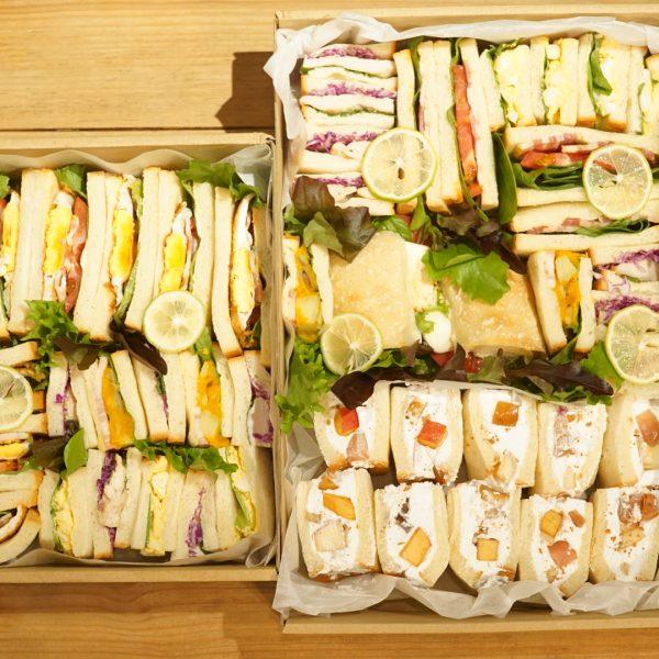 sandwich オードブル
