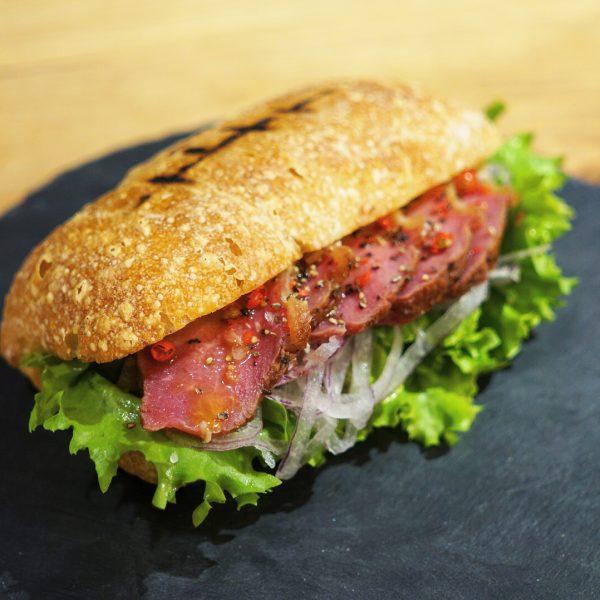 ローストビーフのサンドイッチ(期間限定)